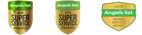Canton Angies List Super Service Award Winners